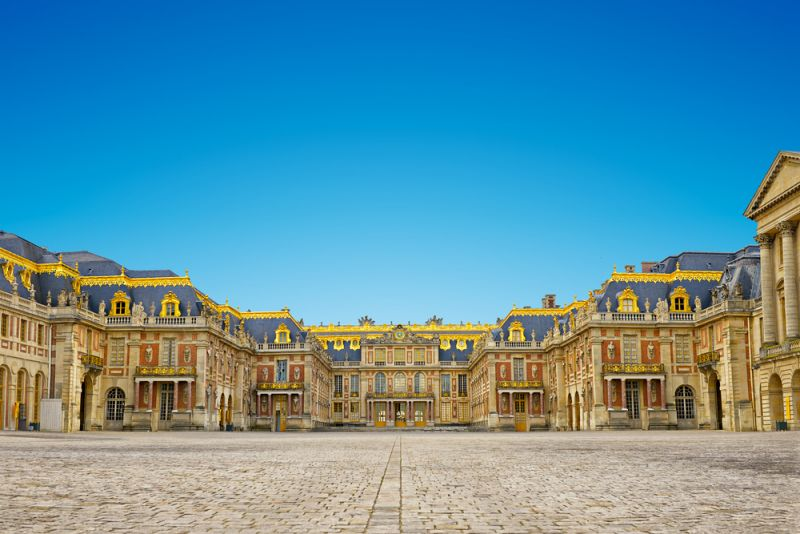 France - Paris & Versailles